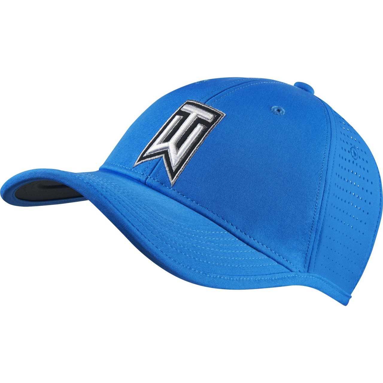 536cc94b Nike Golf TW Ultralight Tour Adjustable Hat (Ocean Fog/Black ...