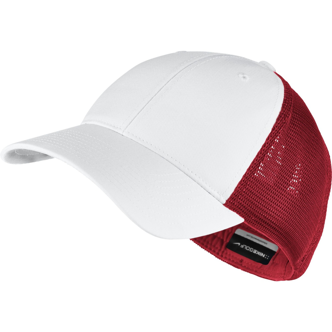 Nike Golf Legacy 91 Mesh Custom Hat (Photo Blue White Anthracite) S M -  University Red White Anthracite 0be831a9211