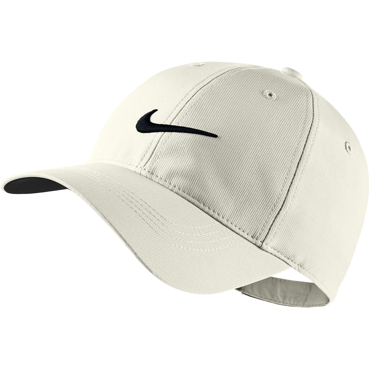 28b0e7f9c8be6 Nike Golf Legacy 91 Tech Adjustable Hat (Khaki Black) - Light Bone Black