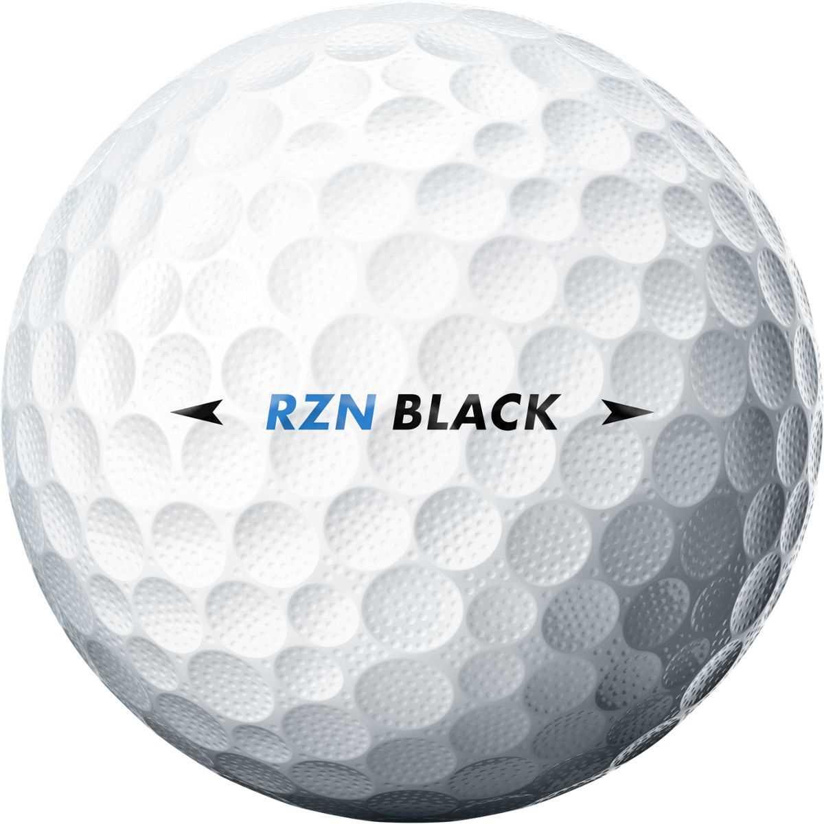Nike RZN Tour Black Golf Balls (1 DZ) Volt - White e7b29ba98b