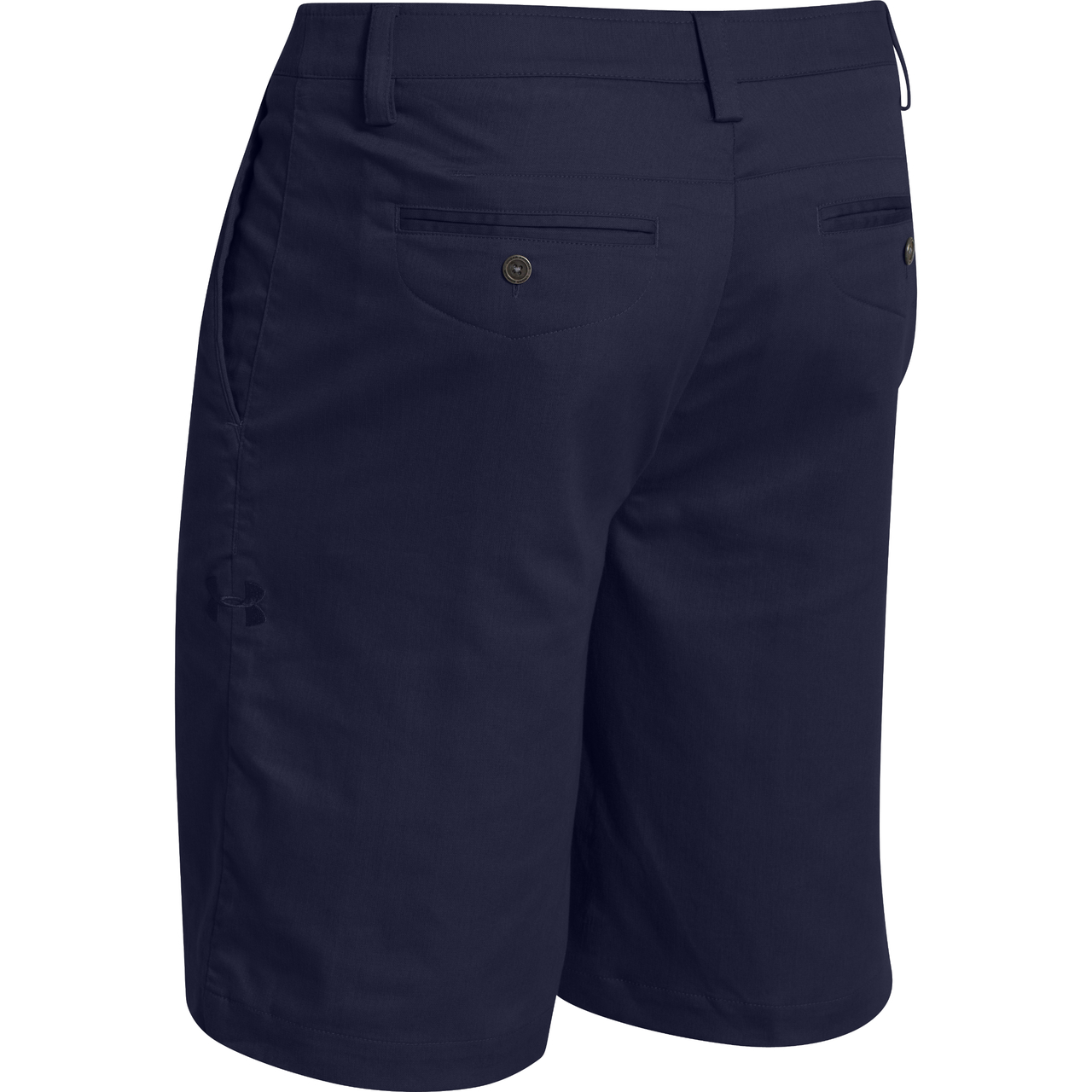 detailed look 5b48e 12808 Under Armour Men s Pleated Performance Short - Midnight Navy