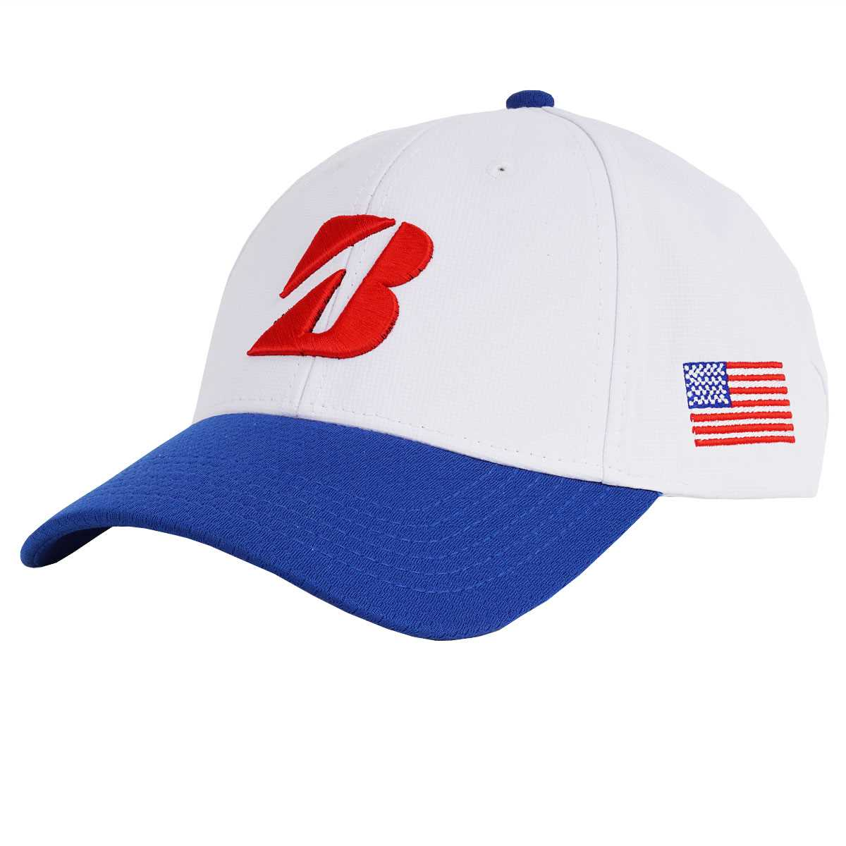 09d3f49710d1e Bridgestone Golf 2016 US Open Adjustable Hat (Red White) - Blue White