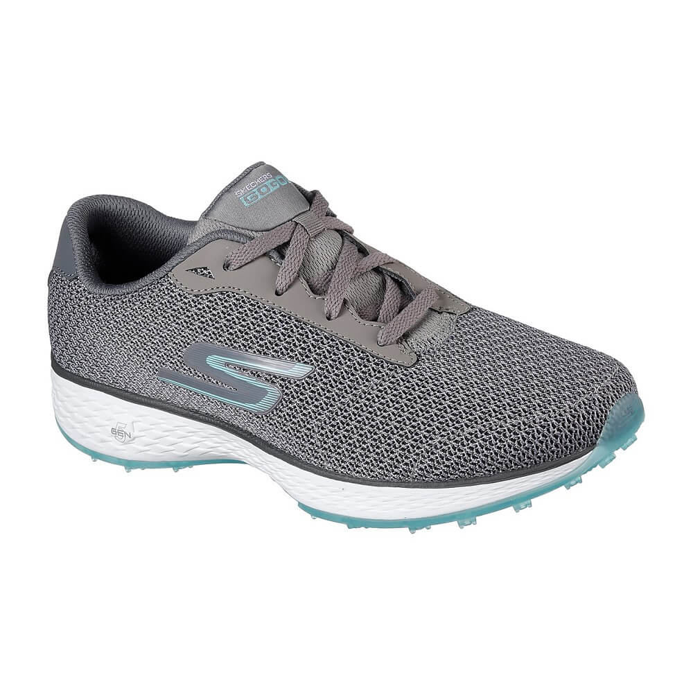 outlet store 9ed07 e7f23 Charcoal Blue · Charcoal Blue  Skechers Go Golf Eagle Range Women s  Spikeless Golf Shoes ...