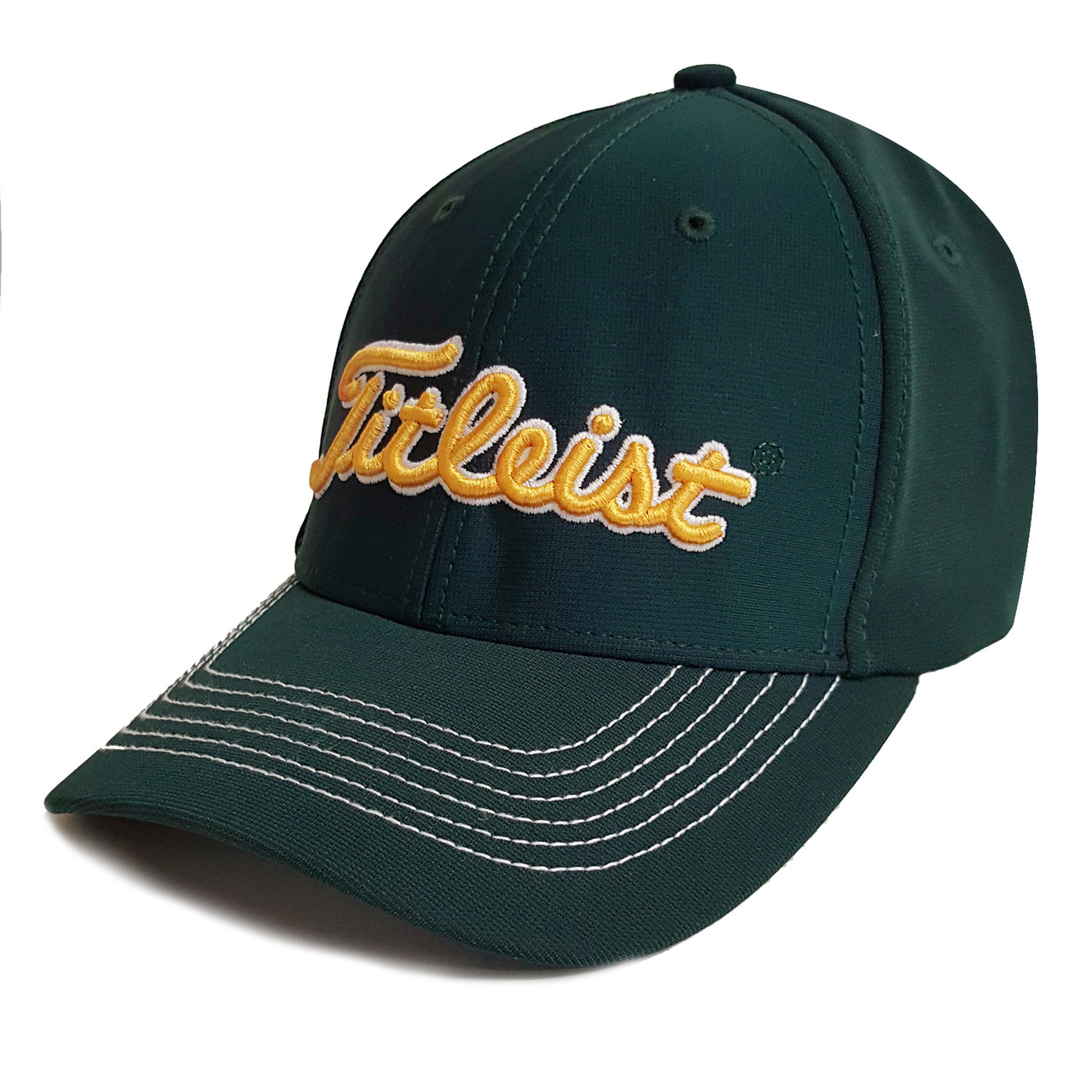 sports shoes b23f8 08641 Titleist MLB Fitted Cap - Oakland Athletics Large X-Large