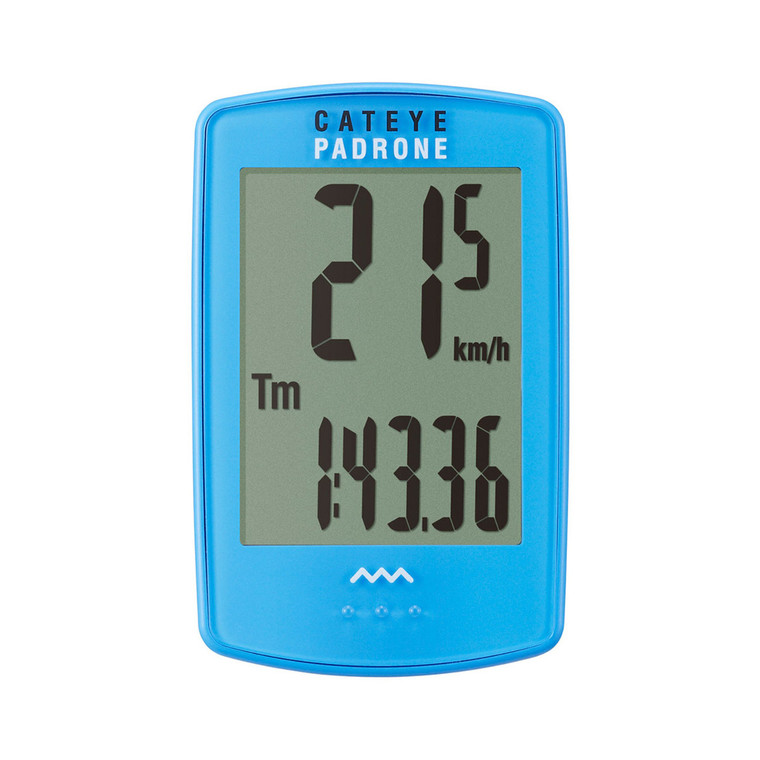 Padrone (with Stopwatch) Blue CC-PA100W