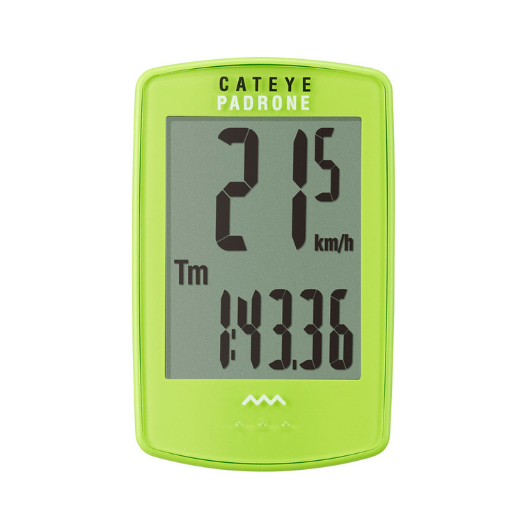 Padrone (with Stopwatch) Green CC-PA100W