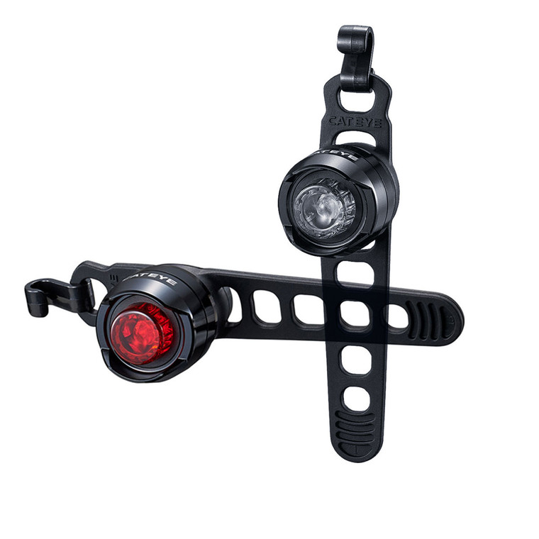 Orb Rechargeable Front & Rear SL-LD160RC F/R Black