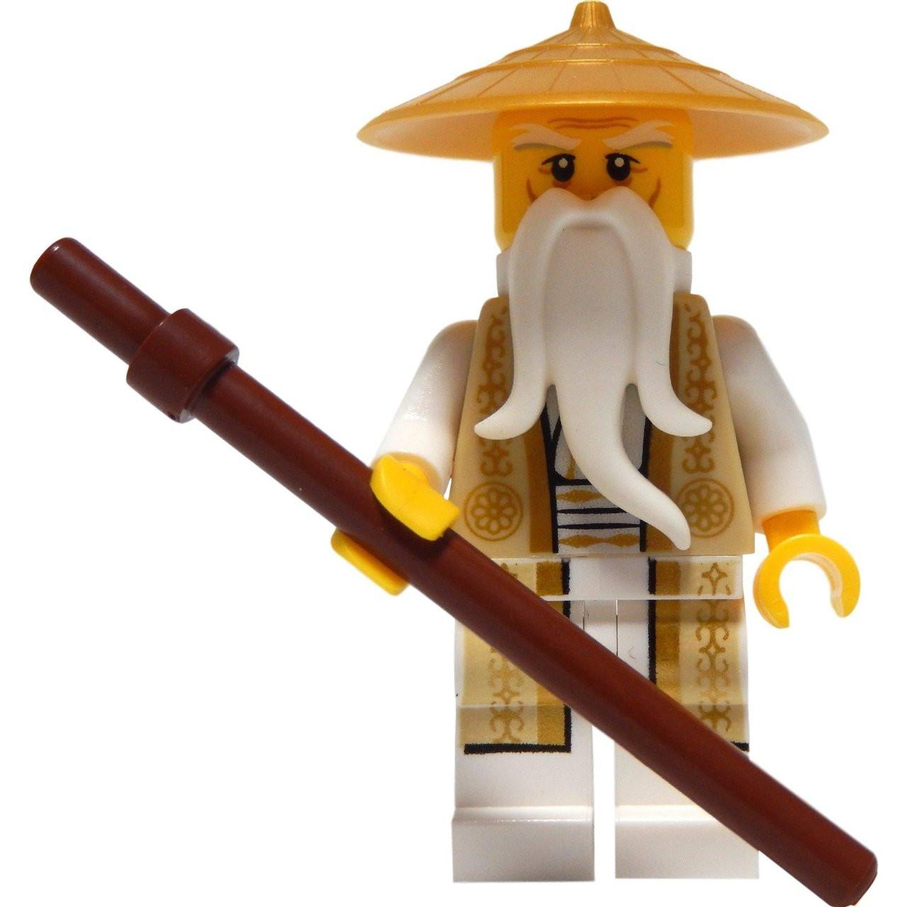 70751 NOUVEAU LEGO ® Ninjago personnage sensei wu