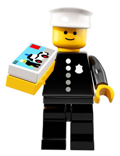 LEGO® Minifigures Series 18 - Police Officer