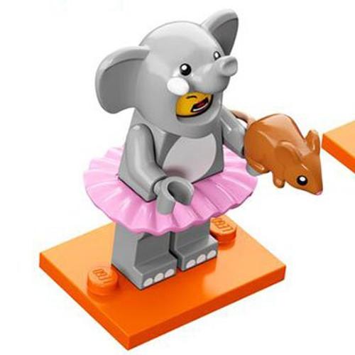 LEGO® Minifigures Series 18 - Elephant Suit Girl - 71021