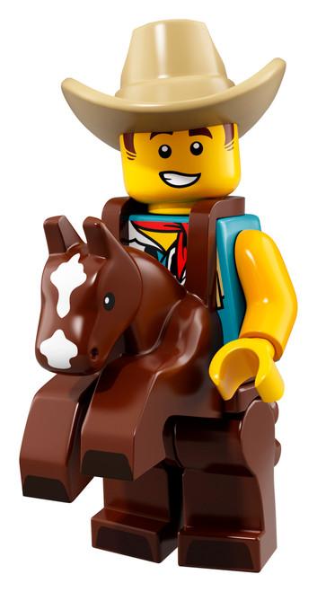 LEGO® Minifigures Series 18 - Cowboy Suit Guy - 71021