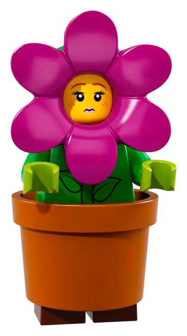 LEGO® Minifigures Series 18 - Flower Pot Girl  - 71021