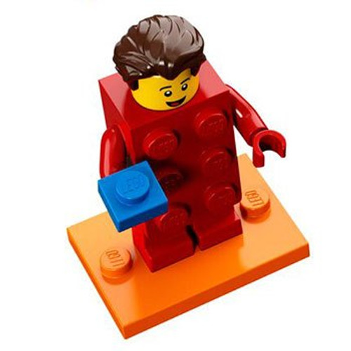 LEGO® Minifigures Series 18 - Red Brick Guy  - 71021