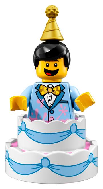 LEGO® Minifigures Series 18 - Birthday Cake Guy  - 71021