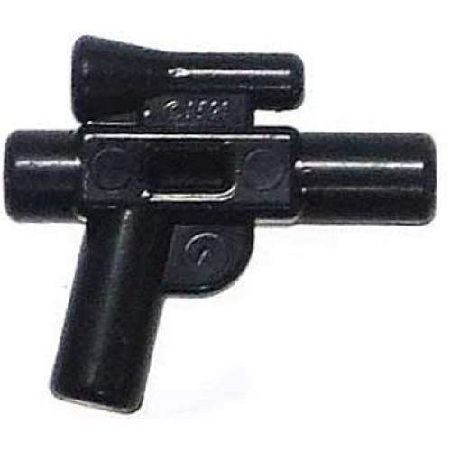 LEGO® Star Wars - Small Blaster Pistol with Sight Loose Weapon [Black]