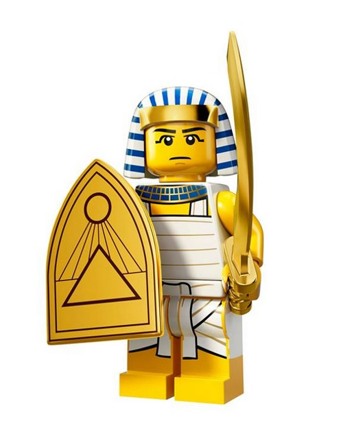 LEGO® Mini-Figures Series 13 - Egyptian Warrior
