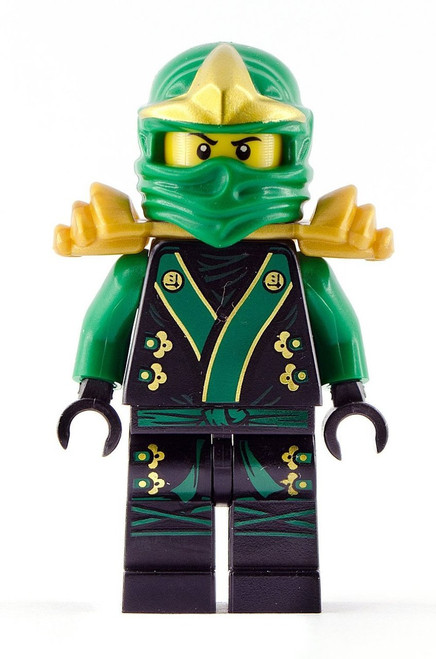 LEGO® Ninjago - Lloyd Kimono - Black and Green Robes