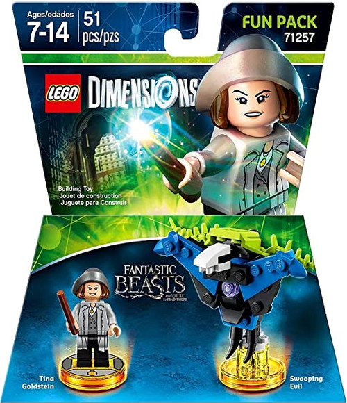 LEGO Dimensions™ Fantastic Beasts - Tina Goldstein Fun Pack
