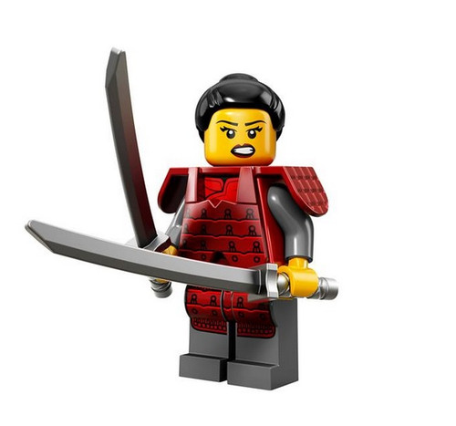 LEGO® Mini-Figures Series 13 - Samurai