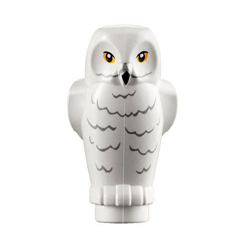 LEGO®  Harry Potter Owl - Hedwig - White