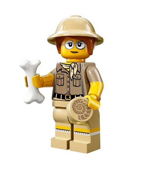 LEGO® Mini-Figures Series 13 - Paleontologist