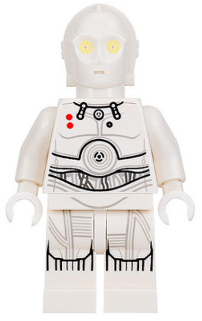 LEGO® Star Wars: K-3PO (From Hoth Set 75098)