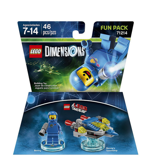 LEGO® Dimensions™ Benny Fun Pack 71214
