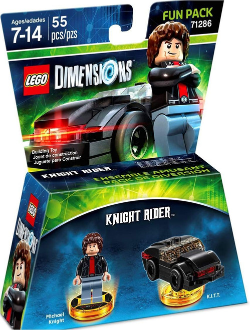 LEGO® Dimensions™ Knight Rider Fun Pack 71286