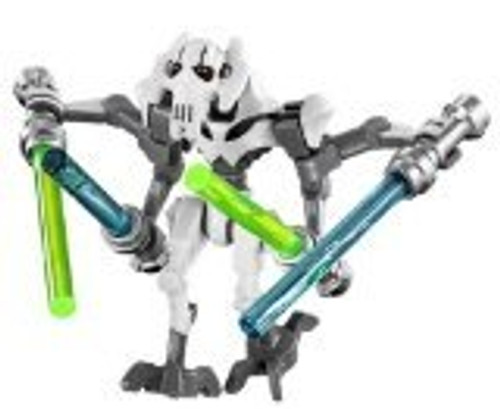 LEGO® Star Wars - White General Grievous - from 75040