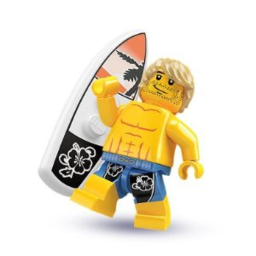 LEGO® Mini-Figures Series 2 - Surfer