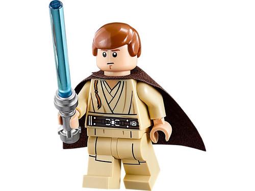 Lego Figur Star Wars OBI WAN KENOBI Sammelfigur 75191