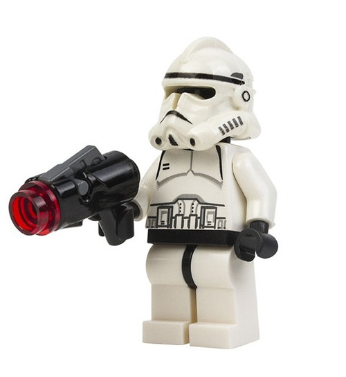 LEGO® Star Wars: Clone Trooper with Blaster - Phase 2