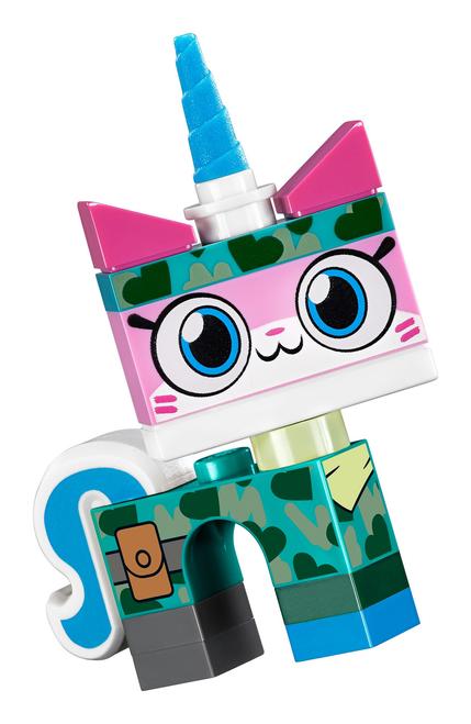 LEGO® Minifigures Unikitty Series - Camouflage Unikitty - 41775