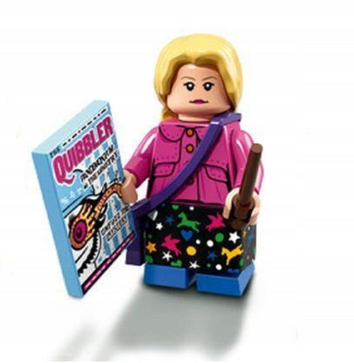 LEGO Harry Potter Series - Luna Lovegood - 71022