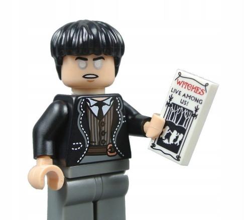 LEGO® Minifigures Harry Potter Series - Credence Barebone - 71022