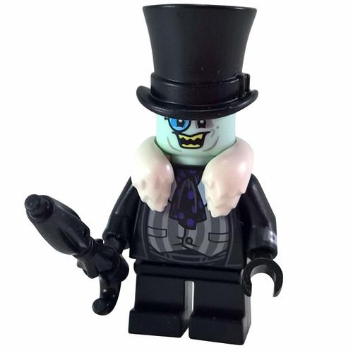 LEGO® Superheroes - Batman Movie - Penguin Minifig with Umbrella 2016