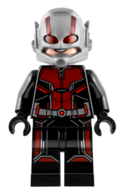 LEGO® Superheroes- Ant-Man from 76109