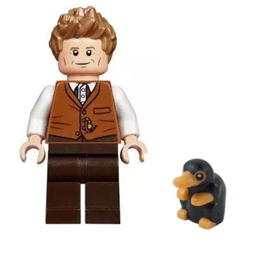 LEGO® Fantastic Beasts - Newt Scamander with Niffler - 75952