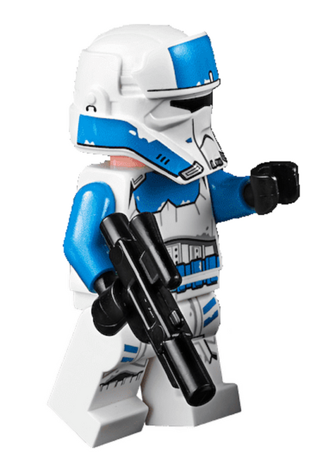 LEGO® Star Wars™ Imperial Transport Pilot from 75251
