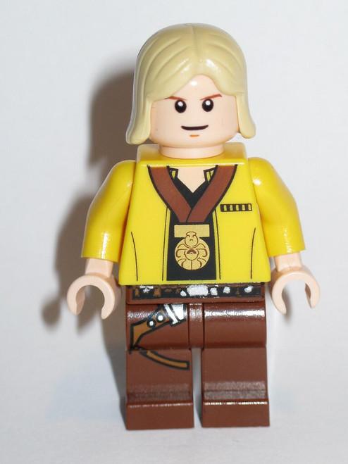 LEGO® Star Wars - Luke Skywalker - Celebration Outfit  - with  Lightsaber