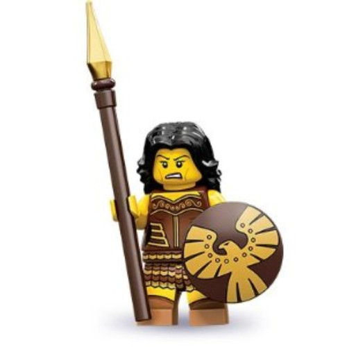 LEGO® Mini-Figures Series 10 - Warrior Woman