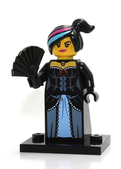 LEGO® Mini-Figures The LEGO Movie -  Wild West Wyldestyle