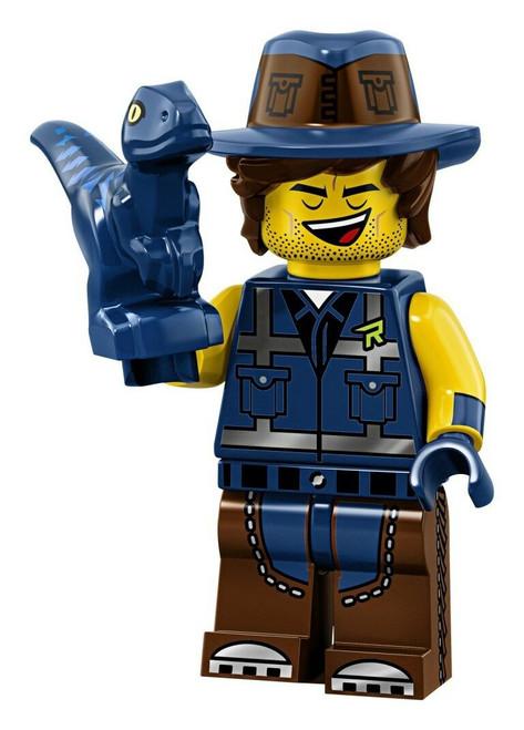 LEGO® Mini-Figures The LEGO Movie 2 - Vest Friend Rex