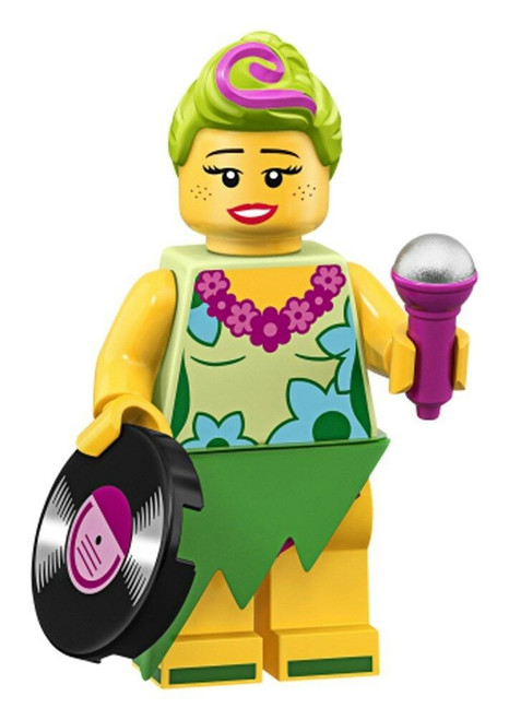 LEGO® Mini-Figures The LEGO Movie 2 - Hula Lula