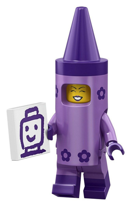 LEGO® Mini-Figures The LEGO Movie 2 - Crayon Girl