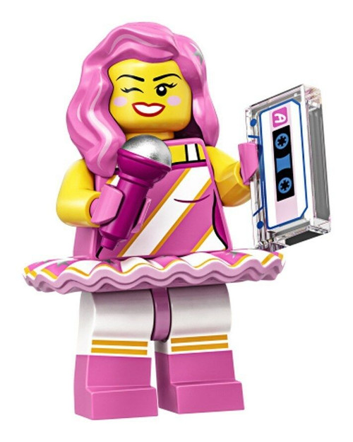 LEGO® Mini-Figures The LEGO Movie 2 - Candy Rapper
