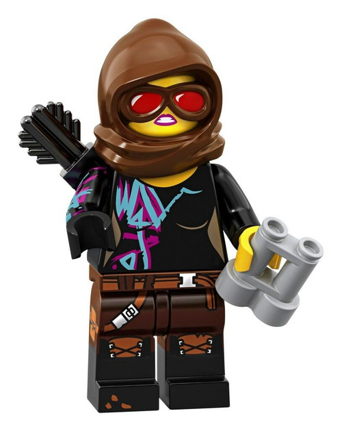 LEGO® Mini-Figures The LEGO Movie 2 - Battle Ready Lucy