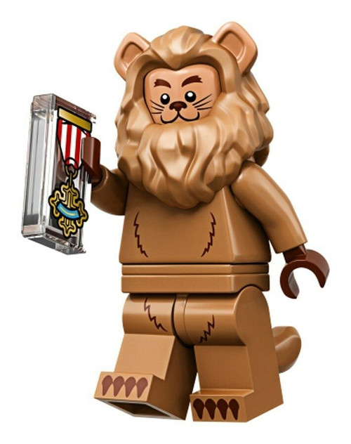 LEGO® Mini-Figures The LEGO Movie 2 - Cowardly Lion (Wizard of Oz)