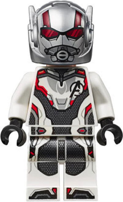 LEGO® Superheroes™ Ant Man - End Game White Jump Suit (includes hair)