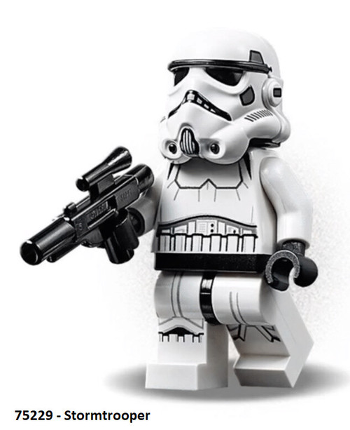 LEGO® Star Wars: Stormtrooper from 75229 (with Blaster)